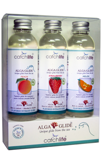 Alga Glide Gift Box 3x75 ml