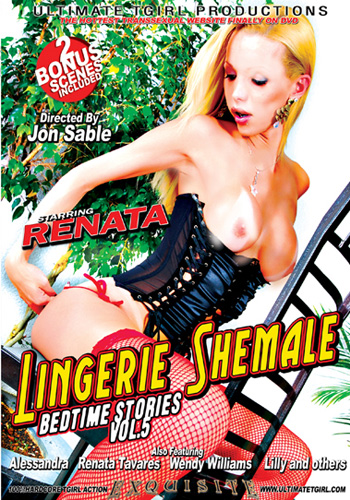 Lingerie Shemale Vol 5