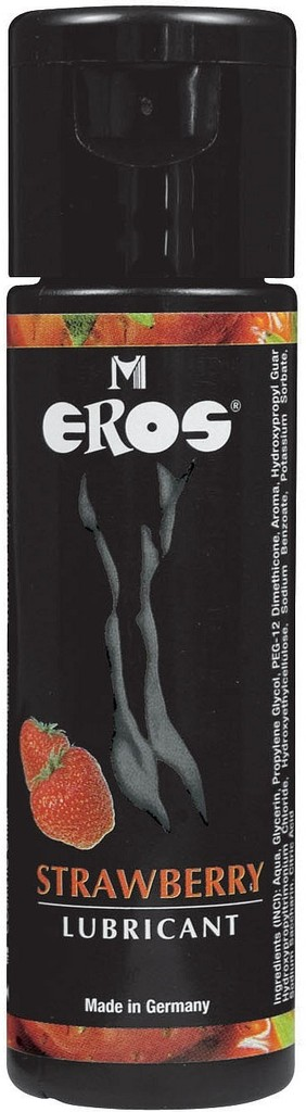Eros Tasty Jordgubb - 150 ml
