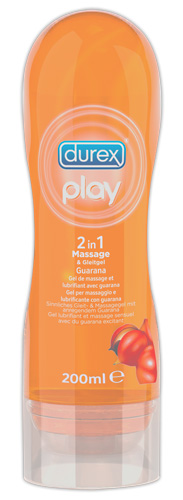 Durex Play Massage 2in1 - Guarana