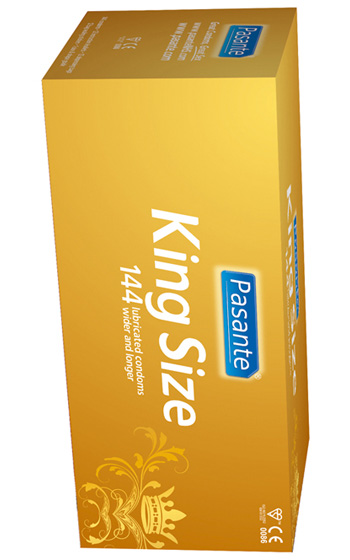 Pasante King Size 144-pack