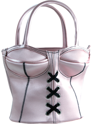 Party girl bag pink