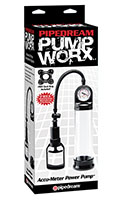 Pump Worx Accu Meter Power Pump